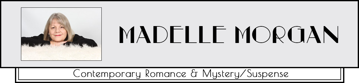 Madelle Morgan, Romance Author