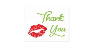 red_lipstick_kiss_thank_you_postcard